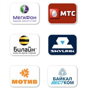 Операторы сотовой связи Куровского