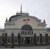 Железнодорожные вокзалы в Куровском
