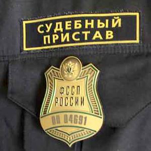 Судебные приставы Куровского