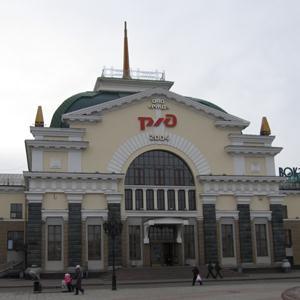 Железнодорожные вокзалы Куровского